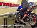 Suzuki GSX-R 750 K6 - Prüfstandslauf 130PS (Rad) by RK-Racing