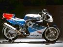 Suzuki GSX-R 750RR (RK) Bj. 1989 Limitierte Edition - sehr selten!