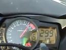 Suzuki GSX-R 1000 Topspeed?! Tacho am Anschlag (299) und das Teil dreht und dreht ...