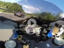Suzuki GSX-R vs. Porsche Hatzerl ... und beide hatten ihren Spaß (siehe Schluss)