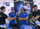 Suzuki GSX-RR 1000, Sachsenring MotoGP mi tAlex Rins u. Joan Mir