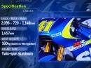 Suzuki GSX-RR Ecstar MotoGP - technische Details