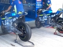 Suzuki GSX-RR Ecstar MotoGP Warmup Jerez - Ohren frei blasen
