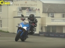 Suzuki GSX-S 1000F - Fahrpräsentation 2015 Isle of Man