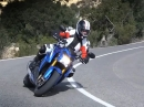 Suzuki GSX-S1000 ABS - World Launch in Spanien