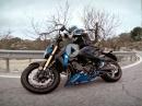 Suzuki GSX-S750 Mj17 - Cooler Teaser, Bildschönes Motorrad