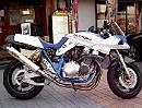 Suzuki GSX1100S Katana TNK - Schönes Motorrad mit bösartigem Sound
