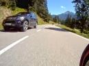 Gaichtpass - Suzuki GSX650F vs. BMW
