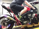 Suzuki GSXR 1000 (2017) - 196,5 RWHP by EDR Performance - Arrow Dynorun