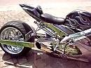 Suzuki GSXR 1000 Custombike: Racing-Gene gnadenlos gelöscht!