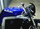 Suzuki GSXR 750 Umbau