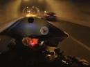 """Suzuki GSXR1000 Eskalation im Tunnel - """"braten in der Röhre"""""""