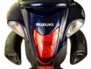 Suzuki Hayabusa 08 Micron GP Sport - Prüfstand