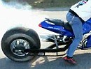 Suzuki Hayabusa 1500 Burnsau - Born to burn?!