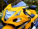 Suzuki Hayabusa (2013) für Speedjunkies First Ride MotoUSA