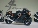 Suzuki Hayabusa 2021 - perfectly poised - offizielle Bilder !!!