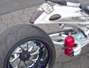 """Suzuki Hayabusa Custom Komplettumbau: Muckibude """"Game Over"""""""