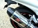 Suzuki Hayabusa K8 - Yoshimura R77 Exhaust Carbon and Titanium