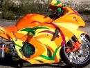 Suzuki Hayabusa Project Madness von Garwood Custom Cycles