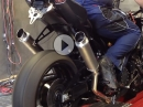 Suzuki Hayabusa Turbo - Dynorun, 271,4 PS mit Powercommander