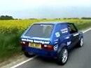 Suzuki inside: Ein VW Golf mit Qualm