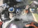 Suzuki Kabelbrand - wenn Profis am Werk sind ;-)