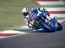 Suzuki MotoGP 2015 - Testvideo: Geiles Motorrad - wir warten ...