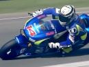 Suzuki MotoGP Dokumentation #4 - Bilder von Test Misano