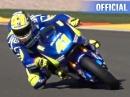 Suzuki MotoGP GSX-RR Racing News und Tests