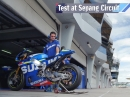 Suzuki MotoGP GSX-RR - Sepang Test 2015 - Doku