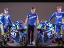 Suzuki MotoGP Präsentation: Espargaro / Vinales / GSX-RR Ecstar