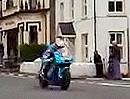 Suzuki MotoGP: Vollgas durch die Stadt: Warp 9, Sulby Straight