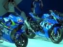 Suzuki Präsentation Intermot 2014 vom Tourenfahrer