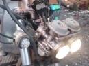 Suzuki Ratbike mit geilen Detaillösungen - Blinker, Lampen
