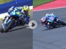 Suzuki Red-Bull-Ring Testfahrten 2016 Espargaro / Vinales / GSX-RR Ecstar