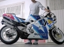 Suzuki RGV 250 Gamma - Bildschön und wie neu