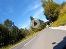 Suzuki SV650S Harztour Wienrode, Treseburg, Rübeland, Hüttenrode Rollei 5S