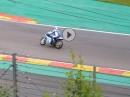Suzuki TR750 bei den Bikers Classics 2016 in Spa-Francorchamps