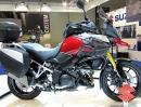Suzuki V-Strom 1000 ABS auf der EICMA 2013 Walkaround