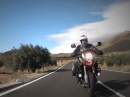Suzuki V-Strom 1000 ABS - Vorstellung in Almeria (Spanien)