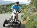 Sway Dreirad Motorroller oder Elektro Trike aus Palo Alto