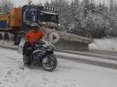 Kilometerfresser Andals Reise nach Schweden 2020 - Suzuki mit 278.700 Kilometer auf der Uhr