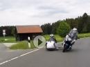 SWINGxxCLUB - BMW K1600GT Schwenker Gespann
