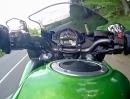 Kawasaki ER 6F Switchback: Gruß aus Österreich