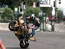 Swot Gang - italienisches Stunt Team bei Nikaia Weeks 2009 in Nizza - crazy