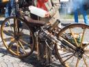 Roper Dampfrad 1869: Erstes Dampfrad der Welt