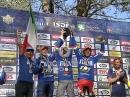 Tag 6 der FIM ISDE Six Days 2021, Highlights, Podium: Italien, Spanien, USA