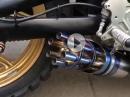 Tailgunner Gatling Gun Exhaust - Für den Rambo im Sattel