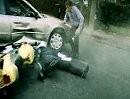 """""""take a look"""" - Motorradunfälle vermeiden!"""