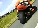 Tandragee onboard 2009 - Michael Dunlop Yamaha - Hammerharte 9 Minuten Roadracing!